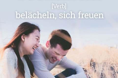 Plattdeutsches Wörterbuch: Beömmeln